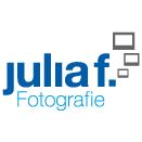 julia f. Fotografie logo